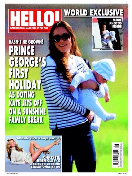 Hello Mag Prince George Cover