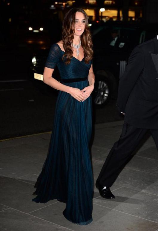 Kate Middleton Nizam Necklace