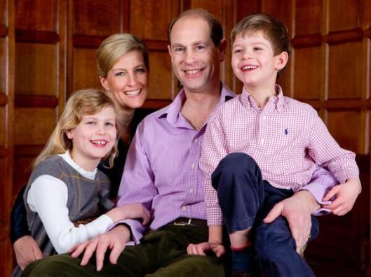 Prince Edward at 50